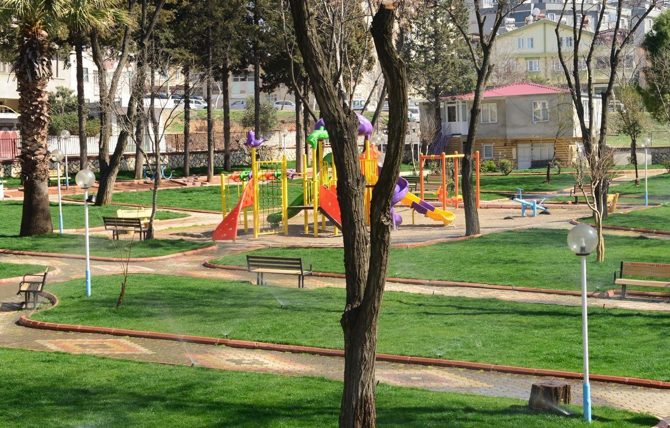 Kahramanmaraş Dulkadiroğlu Belediyesi Çocuk Parkı Revizyonu